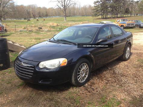 Sebring Chrysler 2004 by 2004 Chrysler Sebring Sedan Related Infomation