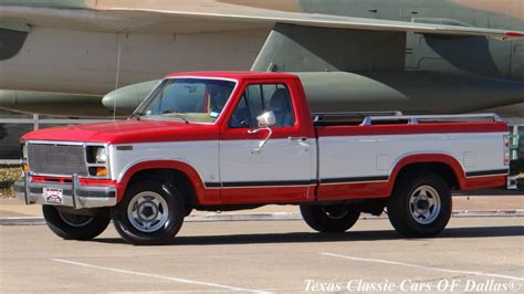 ford f150 long bed 1983 ford f 150 xlt long bed pickup for sale
