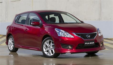 nissan pulsar nissan pulsar sss turbocharged hatch coming in 2013