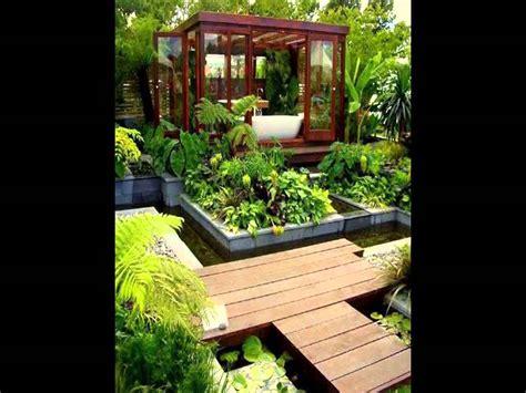 imagenes de jardines minimalistas pequeños dise 241 o de jardines peque 241 os gardening video forum