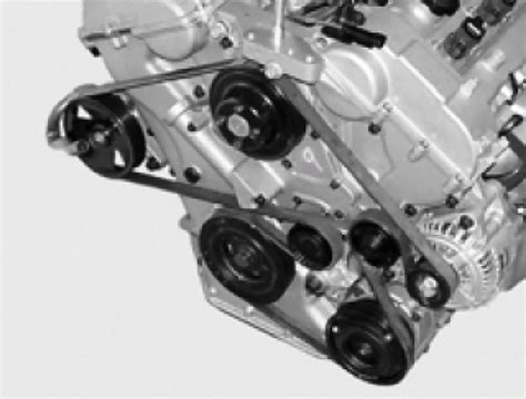 hyundai sonata timing belt replacement replacing serpentine belt how to get buy tensioner pulley