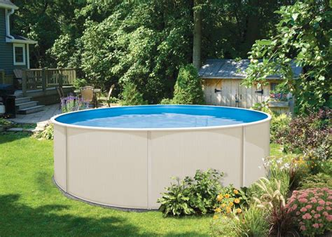 backyard above ground pool triyae in ground backyard swimming pools various