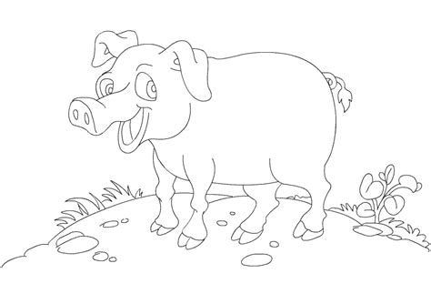 spider pig coloring page how to draw spiderpig
