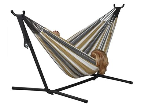 8 Foot Hammock vivere 8 foot hammock with stand woot