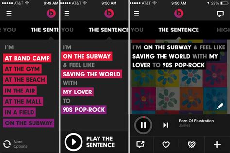rock the boat in a sentence beats music service review worth 9 99 per month