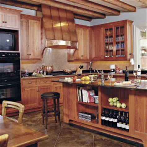 southern all wood cabinets which wood works for your kitchen southern living