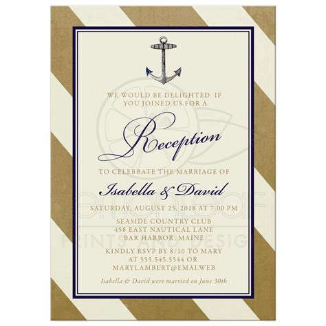 post wedding reception wording exles post wedding invitation wording sles mini bridal