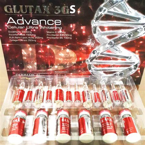 Glutax 3gs Advance 3gs advance glutathione skin whitening http www
