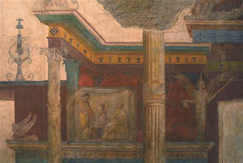 casa di augusto roma roma area archeologica palatino casa di livia roma