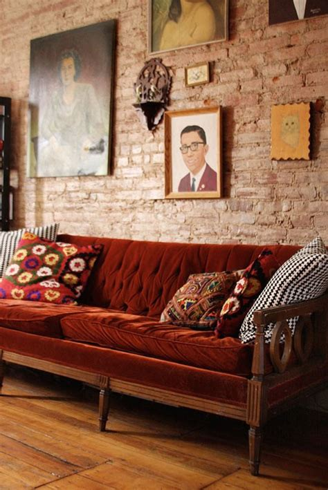 Brick Living Room Furniture 69 Cool Interiors With Exposed Brick Walls Digsdigs