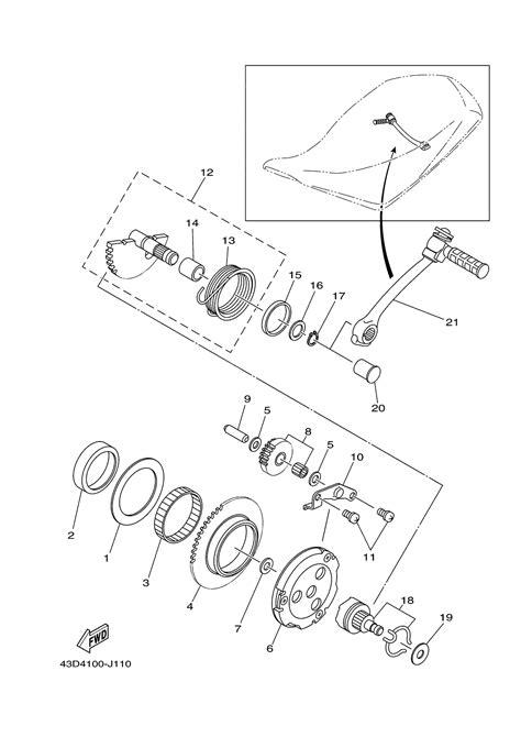yamaha starter solenoid wiring yamaha free engine image