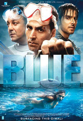 Film Blue Songs | lyrics of blue movie in hindi