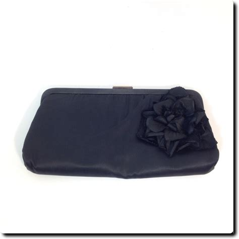The Bag To Banana Republic Silk Clutch by Banana Republic Black Clutch Bag Herachic