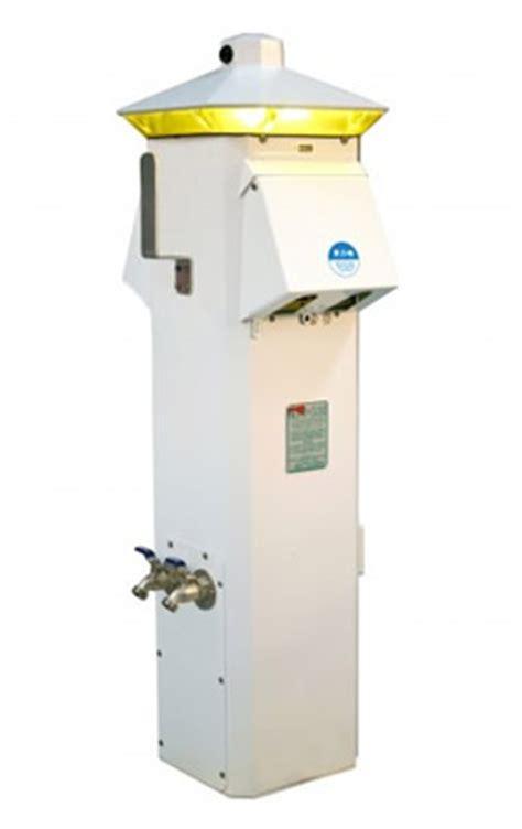Shore Power Pedestal henderson marine supply lighthouse ss power pedestal