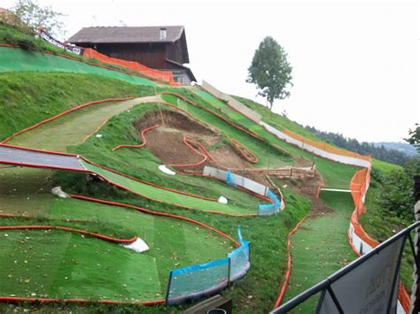 Backyard Track by Check Out This Backyard Track In Switzerland