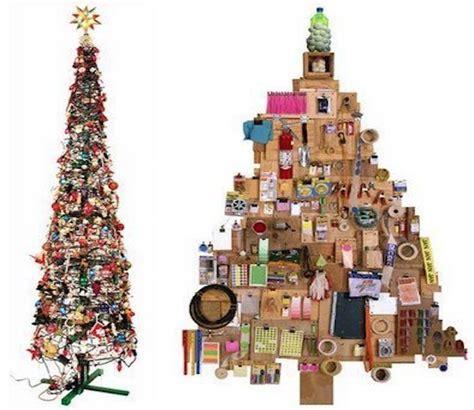 193 rbol de navidad reciclado de 50 ideas de 193 rboles de