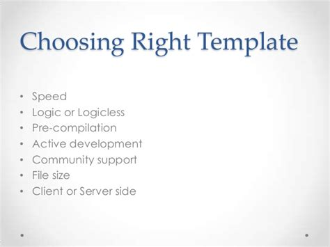 templating engine javascript template engine getting started