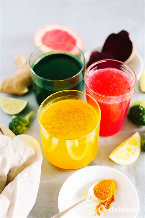 Liver Cleansing Detox Juice by Liver Detox Juice Recipe Dandk