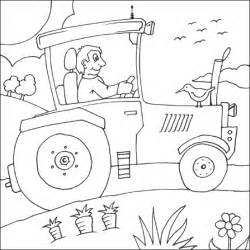 Farm Coloring Pages 2  To Print sketch template