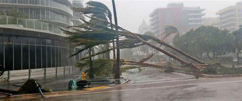 hurricane irma now heading toward ta as it tears