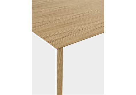 thin table l thin k table extensible en bois kristalia milia shop