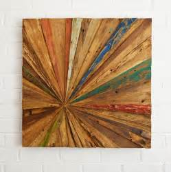 Reclaimed wood wall art coastalhome co uk
