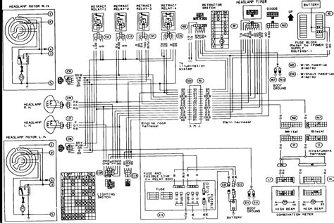 306 headlight wiring diagram schematic wiring diagram