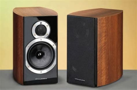 wharfedale 10 1 bookshelf speakers review test price