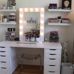 Makeup Vanity 25 Best Ideas About Ikea Makeup Vanity On Makeup Vanity Desk Makeup Tables And