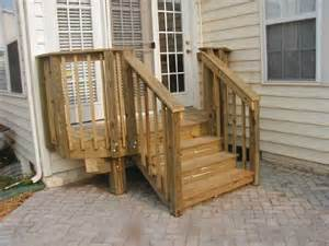 patio steps wood 25 best ideas about wooden steps on patio