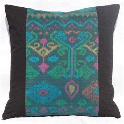 Sarung Bantal Cushion Cover Hexagon Blue 105 best our bali pillow covers sarung bantal images on cushion covers pillow