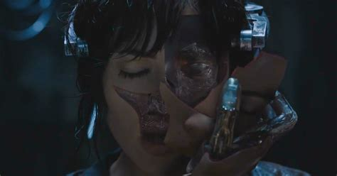 super bowl spot ghost in the shell filmbuffonline ghost in the shell super bowl spot cosmic book news