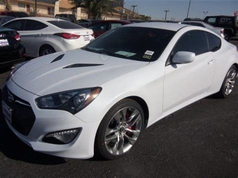 Hyundai Genesis 2 0t Specs by 2014 Hyundai Genesis Coupe 2 0t R Spec Data Info And