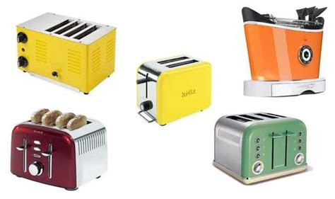 Toaster Retro Design by 10 Of The Best Toasters For Your Kitchen Express Co Uk