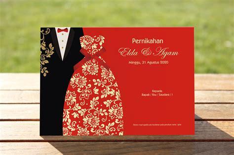 Undangan Pernikahan Unik Lucu Keren Kreatif Murah 085 undangan pernikahan unik lucu keren kreatif murah 043