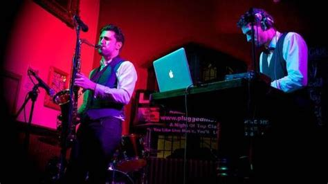 electro swing london beat diplomacy indie live act from london gigmit