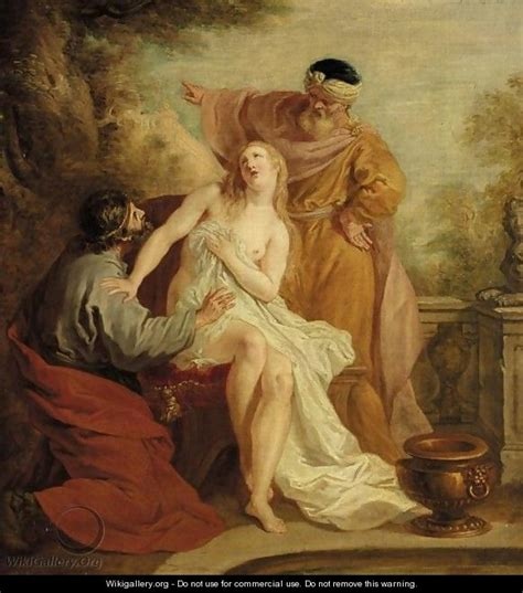 painting for elders susanna and the elders after francois lemoine see
