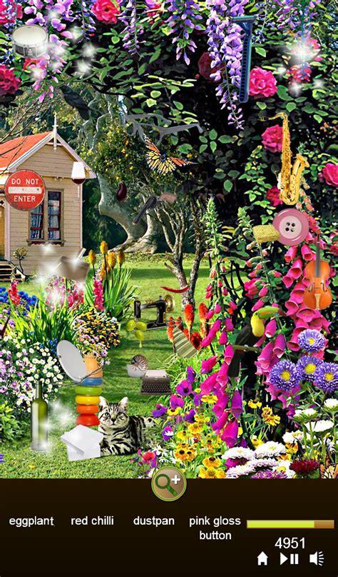 amazon garden hidden object garden kittens amazon com au appstore