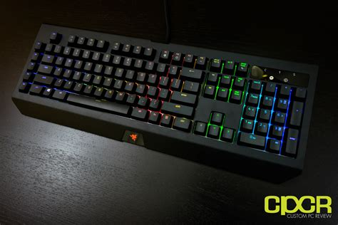 Razer Blackwidow Chroma Keyboard Gaming razer blackwidow chroma mechanical keyboard review rgb