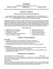 Sle Resume For Stay At Home Returning To Work by Stay At Home Returning To Work Resume Template Exle Stay At Home Sle Resume Stay