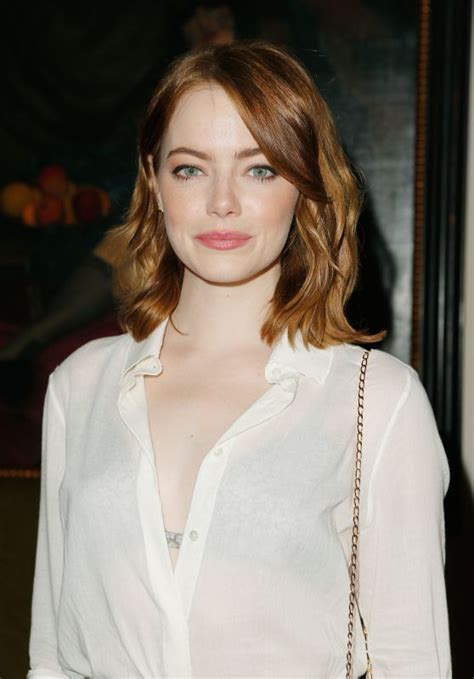 emma stone 1950s emma stone cfda vogue fashion fund show and tea in