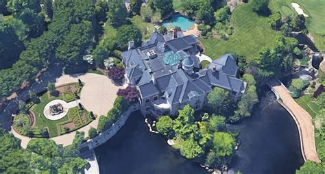 john schnatter house the house that papa john s built homes of the rich