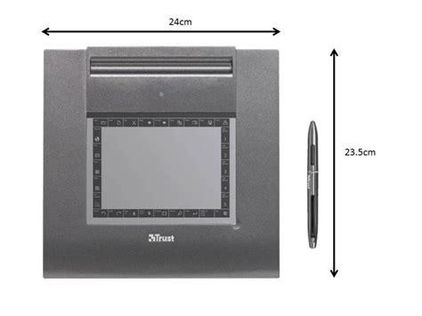 tavola grafica trust trust stylus design tablet it informatica