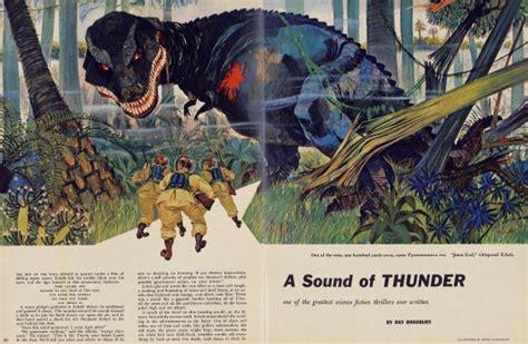 Pdf Sound Thunder Other Stories by Throwback Thursday A Sound Of Thunder By Bradbury