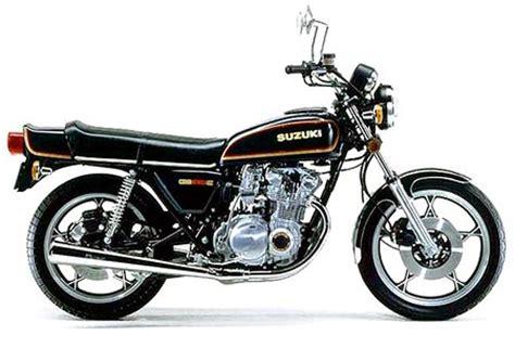 Suzuki Gs550e Parts Suzuki Gs550 Model History