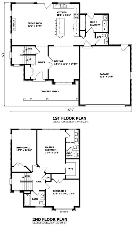 2 storey house plans canadian home designs custom house plans stock house