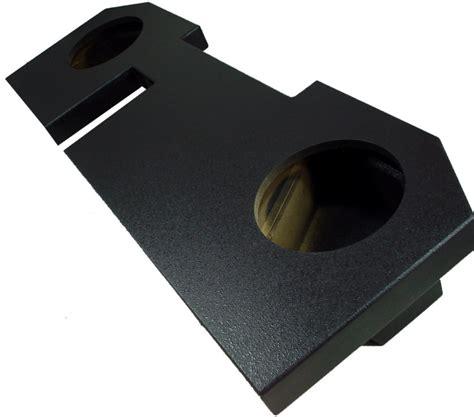 Ram Besi Box Speaker Dodge Ram Cab 2002 2008 Dual 12 Quot Custom Sub Box Sealed Enclosure Textured Black
