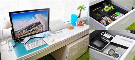 Organize Work Desk How To Organize Your Office Desk To Create An Ideal Work Environment School Furniture