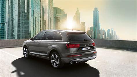 Audi Shop österreich by Audi Q7 Exterieur Selbstbewusstes Auftreten Audi 214 Sterreich