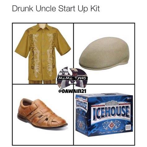 Drunk Uncle Meme - 183 best starter pack memes images on pinterest
